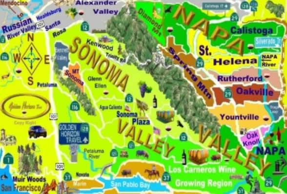 Napa Tours Napa Wine Tours Napa Valley Wine Tours Napa